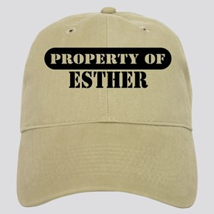 Property of Esther Cap