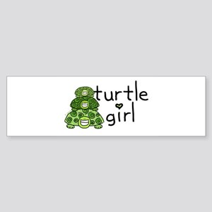turtle Bumper Sticker