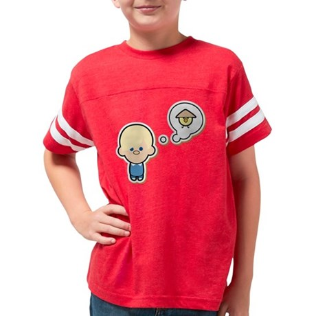 AsianChic 10x10_apparel_stand Youth Football Shirt
