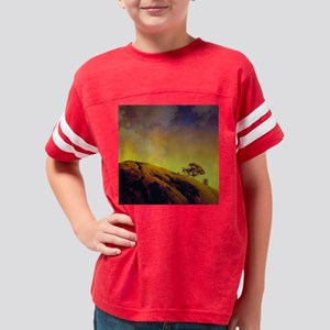 Cobble_Hill tile Youth Football Shirt