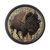Bison Giant Clocks