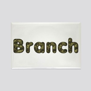 Branch Army Rectangle Magnet