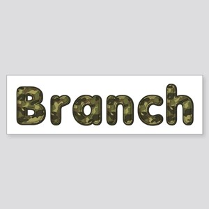 Branch Army Bumper Sticker