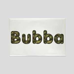 Bubba Army Rectangle Magnet