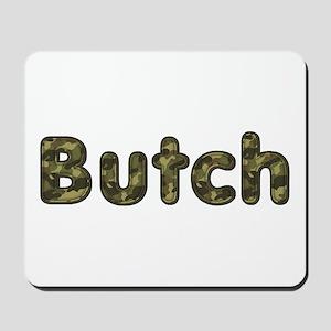 Butch Army Mousepad
