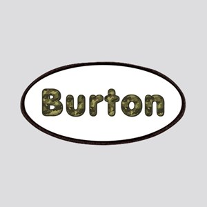 Burton Army Patch
