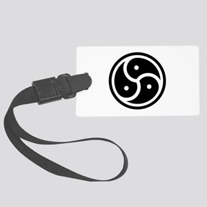 BDSM Symbol Luggage Tag