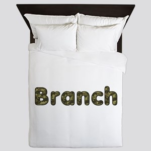 Branch Army Queen Duvet