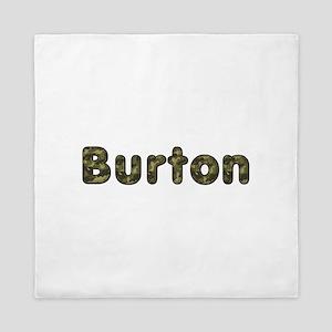 Burton Army Queen Duvet