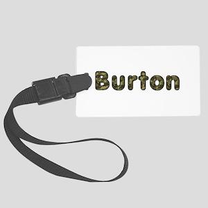 Burton Army Large Luggage Tag