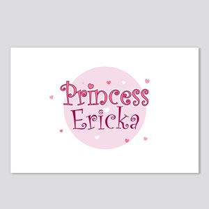 Ericka Postcards (Package of 8)