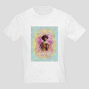 Being a Fairy is Hard Work! Kids T-Shirt