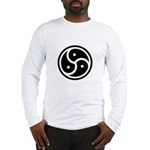 BDSM Symbol Long Sleeve T-Shirt