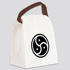 BDSM Symbol Canvas Lunch Bag