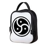 BDSM Symbol Neoprene Lunch Bag