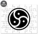 BDSM Symbol Puzzle