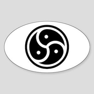 BDSM Symbol Sticker