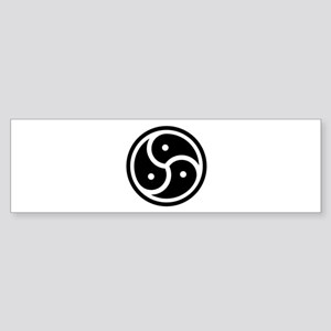 BDSM Symbol Bumper Sticker