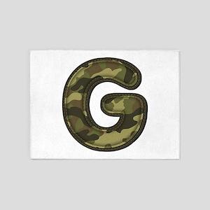 G Army 5'x7' Area Rug