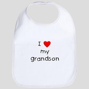 I love my grandson Bib