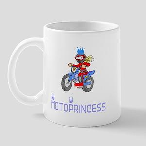 MotoChick Princess Mug