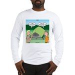 Tent Setup Long Sleeve T-Shirt
