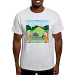 Tent Setup Light T-Shirt