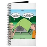 Tent Setup Journal