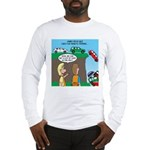 Remote Parking Long Sleeve T-Shirt