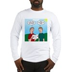 Leave No Trace Map Long Sleeve T-Shirt