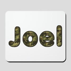 Joel Army Mousepad