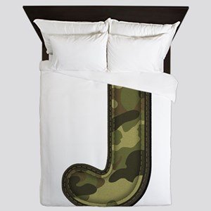 J Army Queen Duvet