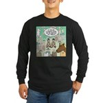Country Arena Show Long Sleeve Dark T-Shirt