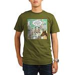 Country Arena Show Organic Men's T-Shirt (dark)