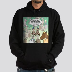 Country Arena Show Hoodie (dark)