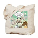 Country Arena Show Tote Bag