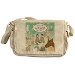 Country Arena Show Messenger Bag