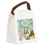 Country Arena Show Canvas Lunch Bag