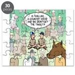 Country Arena Show Puzzle