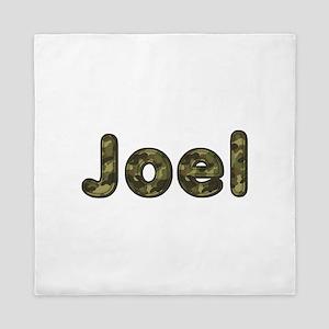Joel Army Queen Duvet