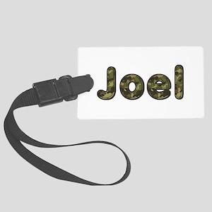 Joel Army Large Luggage Tag