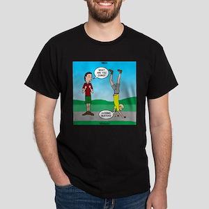 Avoid Blisters Dark T-Shirt