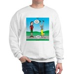 Avoid Blisters Sweatshirt