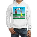 Avoid Blisters Hooded Sweatshirt