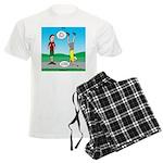 Avoid Blisters Men's Light Pajamas