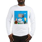 Shark Cage Long Sleeve T-Shirt