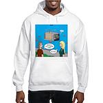 Shark Cage Hooded Sweatshirt