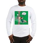 Canopy Tour Zip Line Long Sleeve T-Shirt