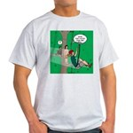 Canopy Tour Zip Line Light T-Shirt