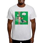Canopy Tour Zip Line Light T-Shirt
